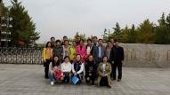 Autumn tour of Zhengzhou Botanical Garden