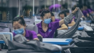 China's garment exports record 50% increase in Jan.-Feb. '21, according to GACC